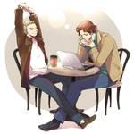 SPN: Dean's leisure