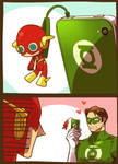 DC: the Flash plugy