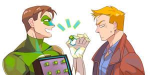 DC: Ring salesman