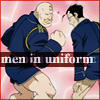 LJ ICON - MEN IN UNIFORM by aristide