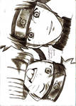 Naruto 12 e 15.