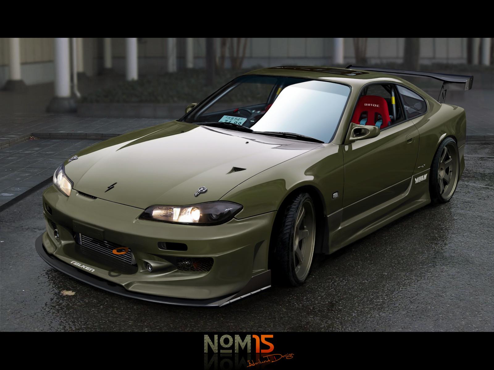 Nissan Silvia S15 by NOM15