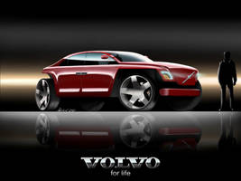 Volvo TP21 Concept by NOM15