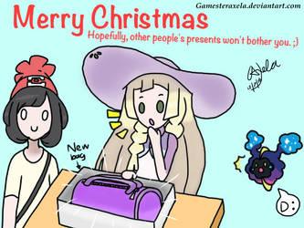 Lillie Christmas by GAmesterAxela