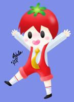 Smol Tomato Kid by GAmesterAxela