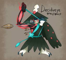 Decidueye-Ancestral Form