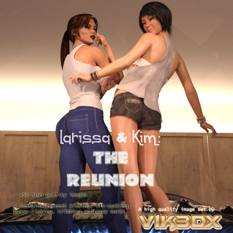 New comic - The Reunion by Vik3DX