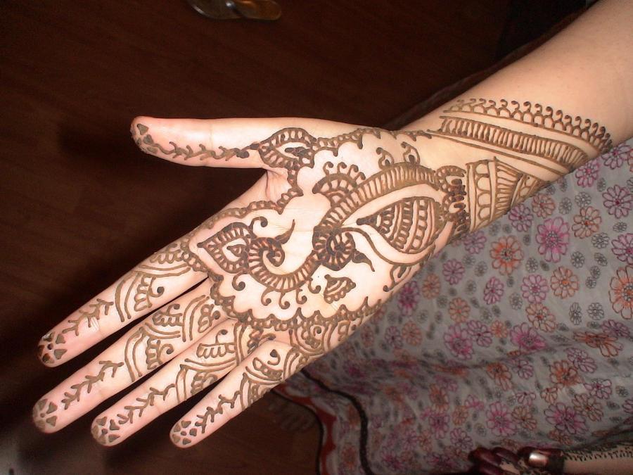 Mehndi Art Simple : Mehndi designs patterns images book for hand dresses kids