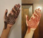 Aug 2011 Eid Henna