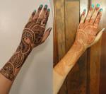Aug 2011 Eid Henna 2 by A-w0man