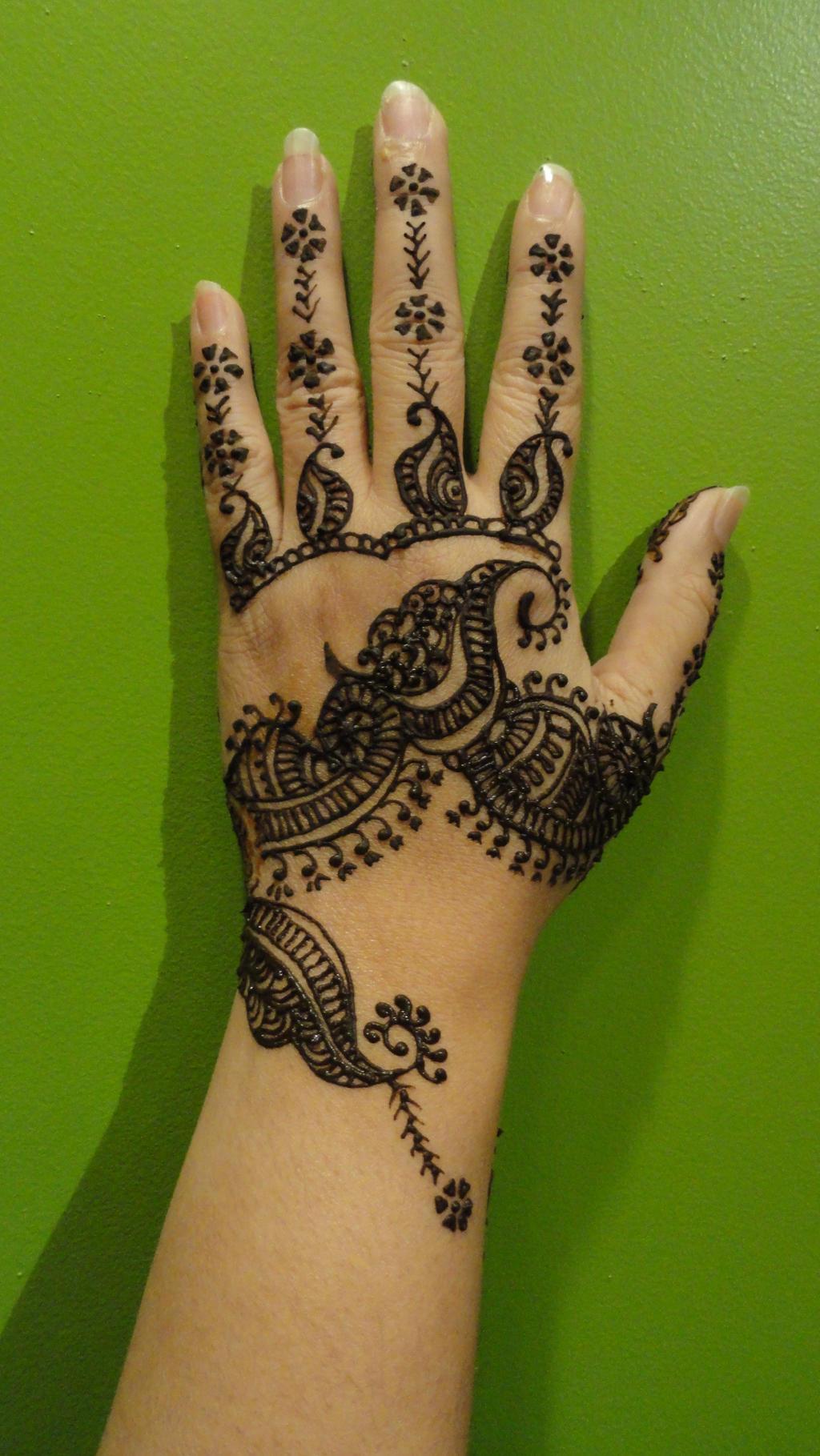 Henna Eid ul Azha Nov 2011