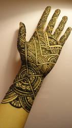 Sunrise Henna