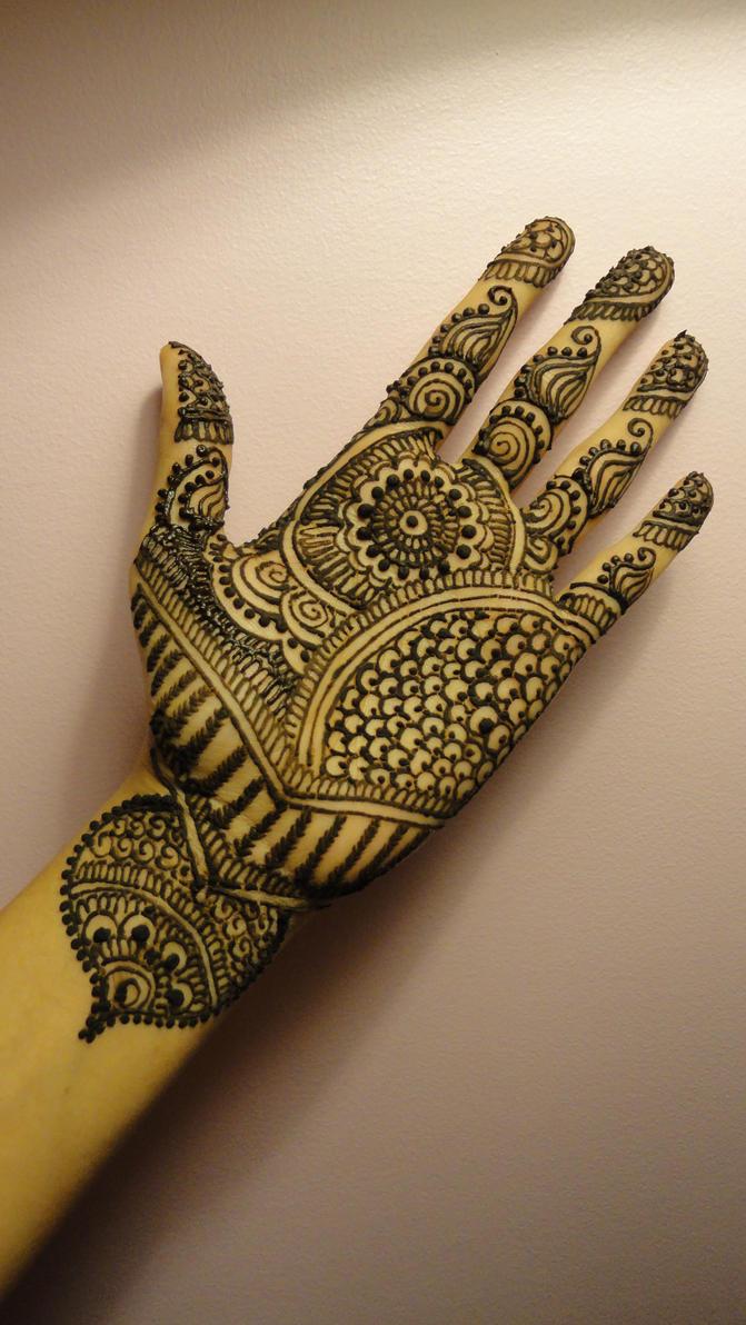 Bubbly Henna by A-w0man
