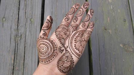 In Love - Henna by A-w0man