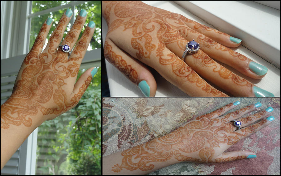 Lace glove henna by a w0man on deviantart for Lace glove tattoo