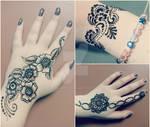 All Tha Henna~ by A-w0man