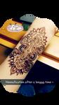 Henna comeback by A-w0man