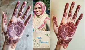 Belated Eid Mubarak!