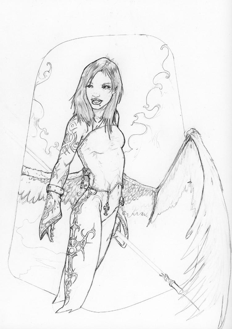 404 Arc Angel by Lokisyxx