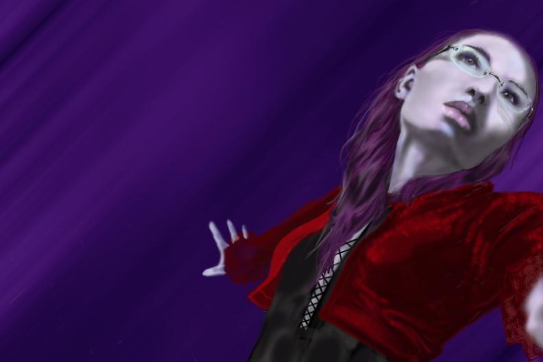 Velvet attemp by Lokisyxx
