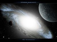 Spiral Galaxy by scorpyan