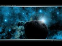 BLUE STELLAR FIELD by scorpyan