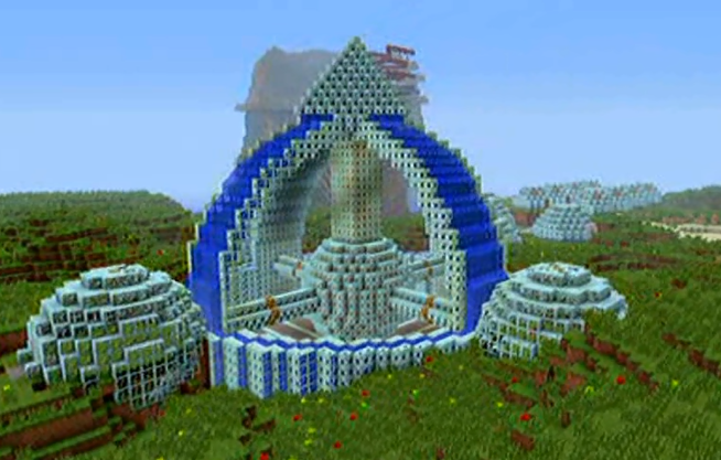 how to make glass planne in minecraft
