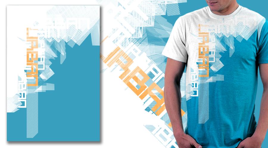 urban t shirt design by sora05 on deviantart. Black Bedroom Furniture Sets. Home Design Ideas