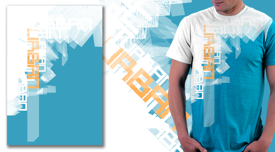 Urban T Shirt Design By Sora05 On Deviantart