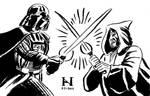 Vader vs. Obi-Wan