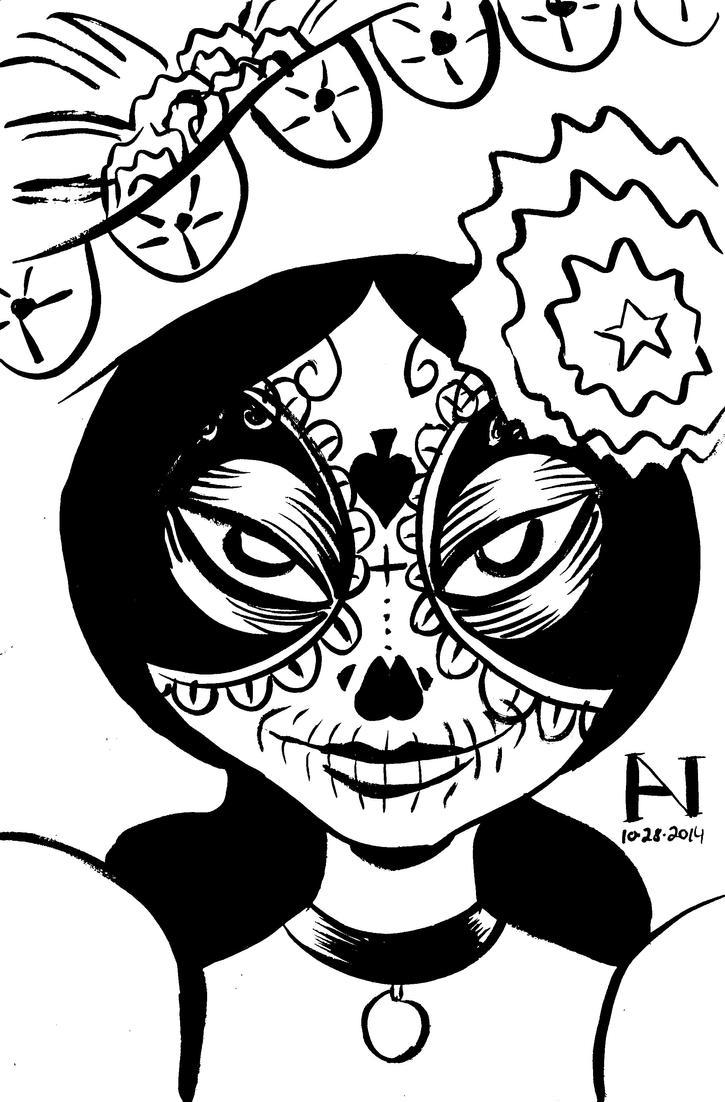 La Muerte by IanJMiller