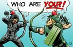 Arrow vs. Arrow