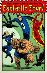 Fantastic Four by IanJMiller