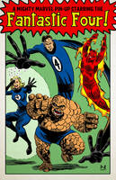 Fantastic Four by IanJMiller