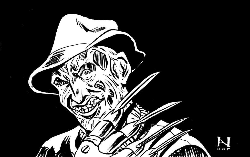 Freddy Krueger by IanJMiller