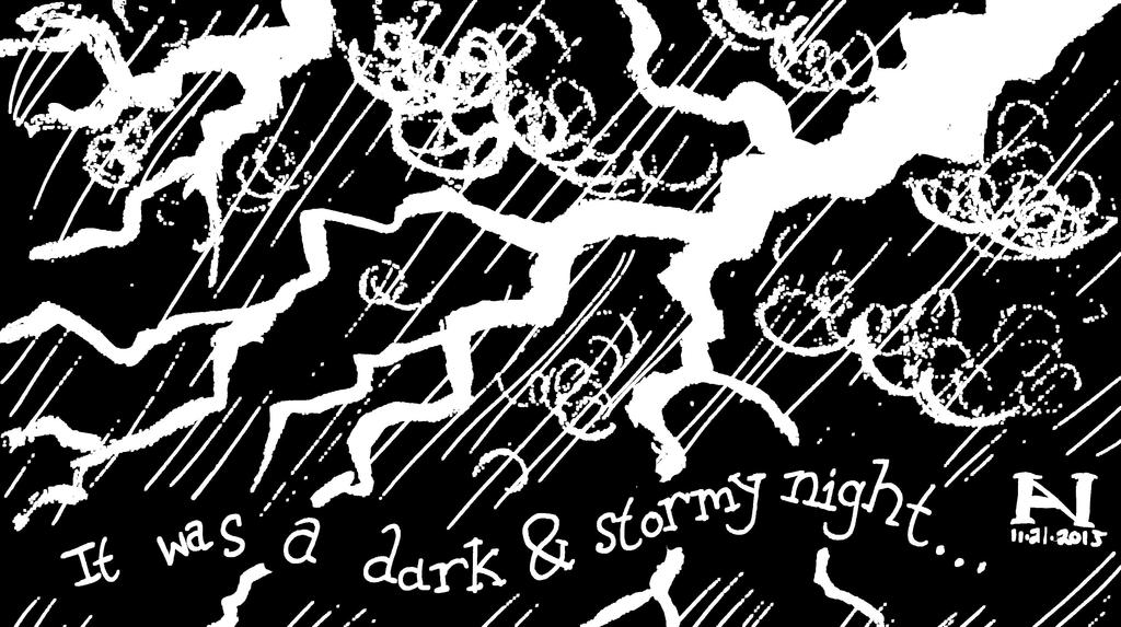A Dark and Stormy Night by IanJMiller
