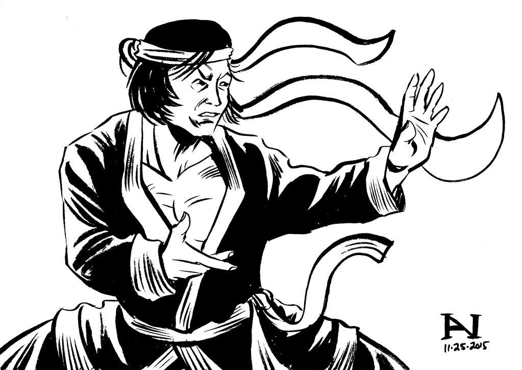 Shang Chi by IanJMiller