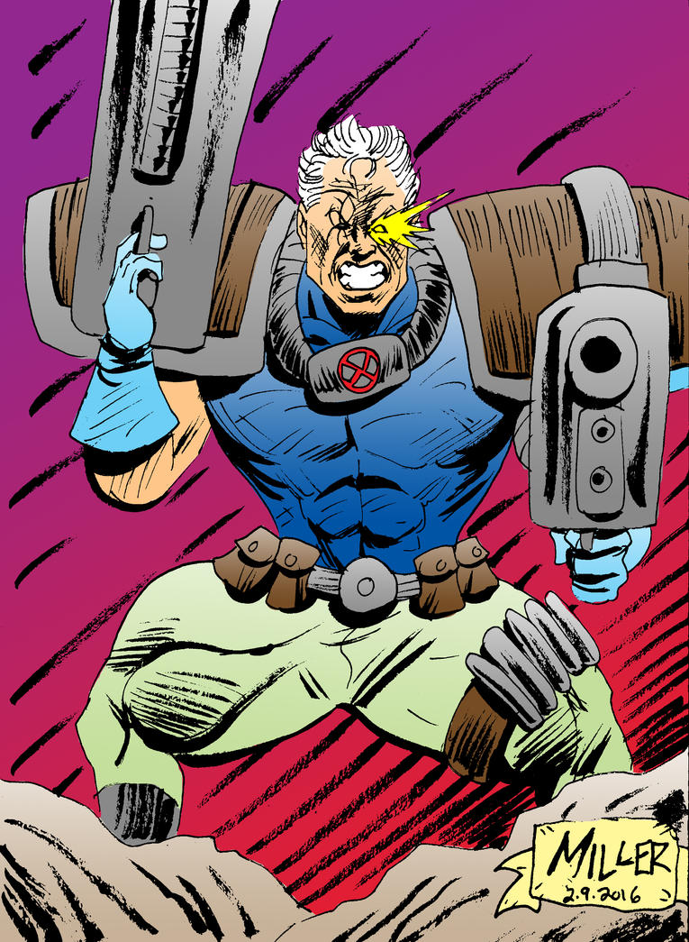 Cable by IanJMiller