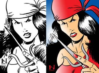 Elektra: Then vs. Now