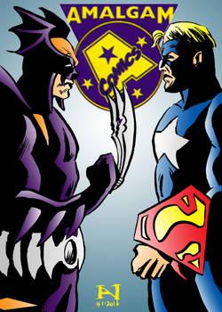 Dark Claw vs. Super-Soldier: Dawn of the mid-90's
