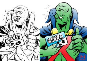 Martian Manhunter, Then vs. Now