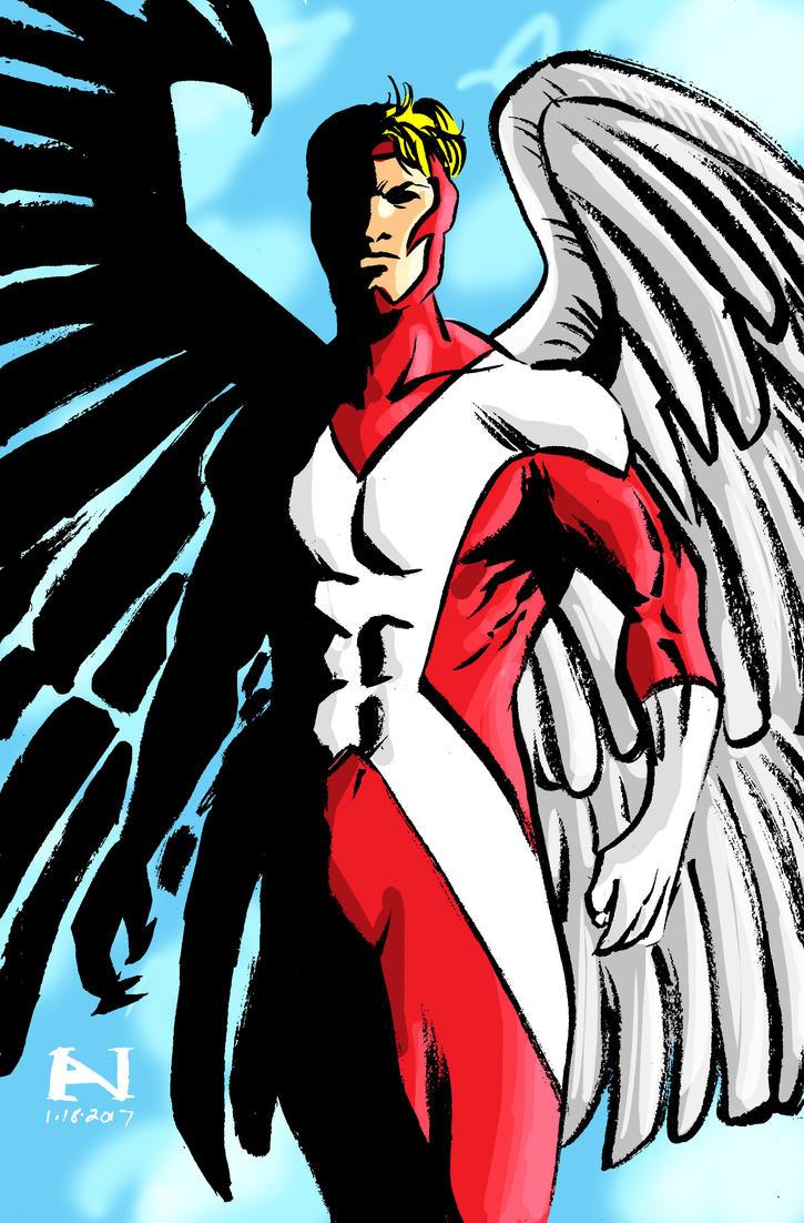 Angel by IanJMiller