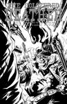 Holstered Heathen #1 cover