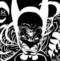Batman by IanJMiller