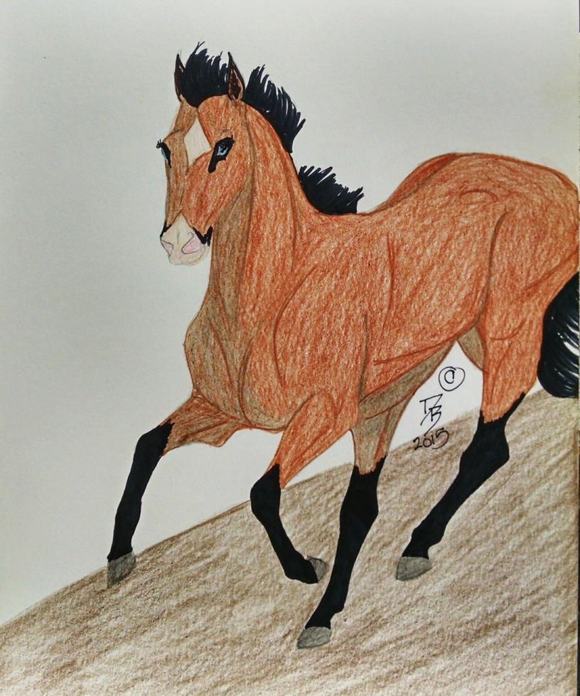 Thundering Hooves by ObsidianFarm
