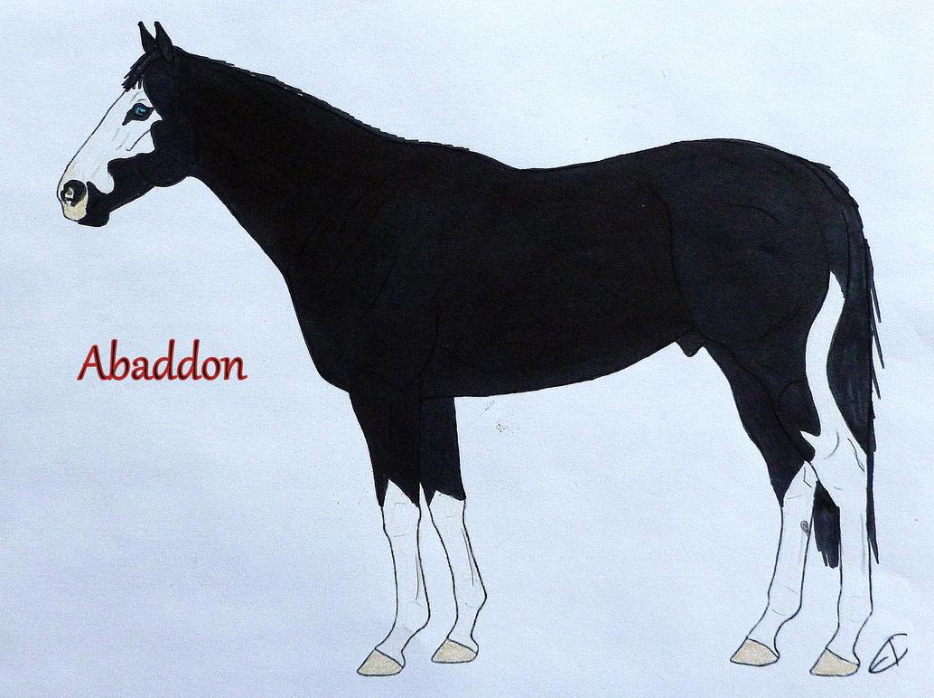 HARPG: Abaddon by ObsidianFarm