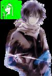 Yato (Noragami) - Render