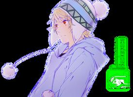Yukine (Noragami) - Render by azizkeybackspace