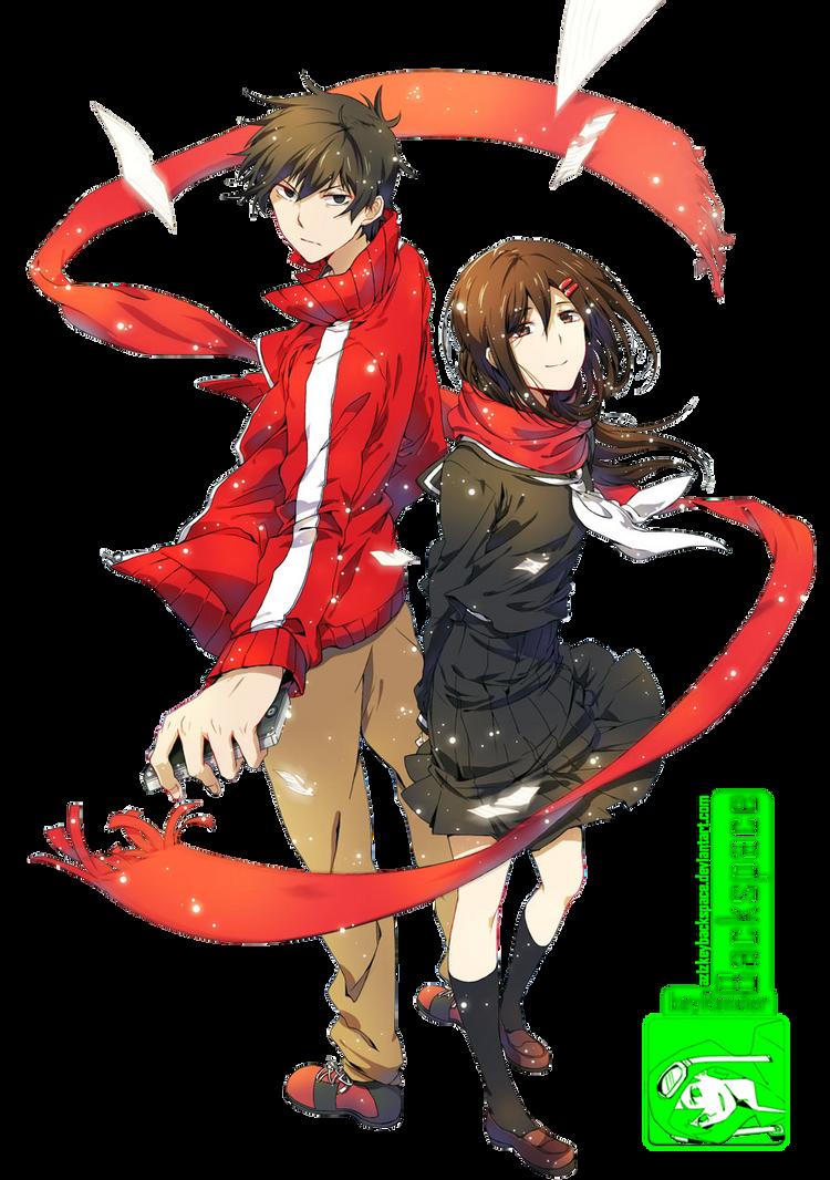 Renders anime Shintaro_ayano__mekakucity_actors____render_v1_by_azizkeybackspace-d7obktg