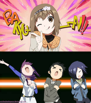 Hinami Kyu-n!! by azizkeybackspace